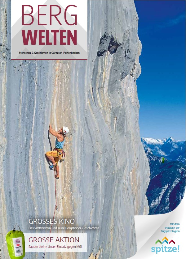 2021 Bergwelten Magazin Garmisch-Partenkirchen Sommer