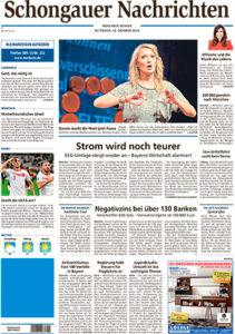 Schongauer Nachrichten