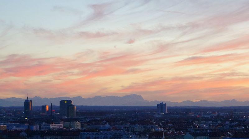Münchner Merkur Verbreitungsgebiet Süden