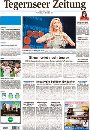 Tegernseer Zeitung