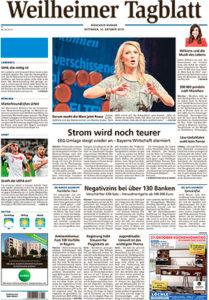 Weilheimer Tagblatt