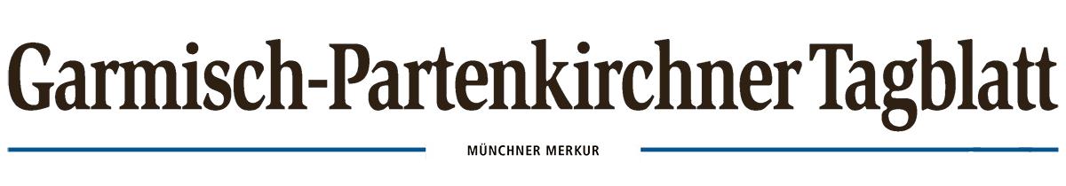 Garmisch-Partenkirchner Tagblatt Titelkopf