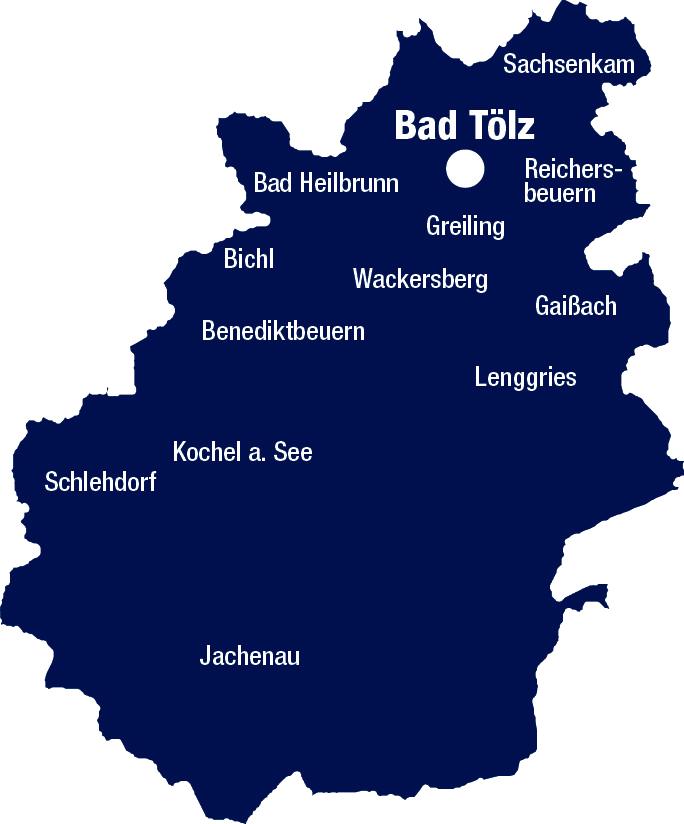 Altlandkreis Bad Tölz