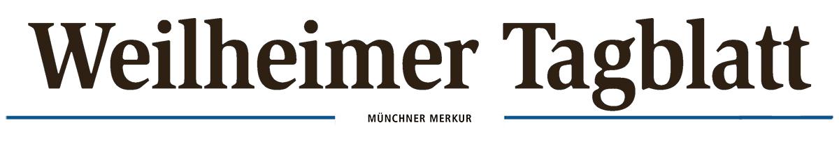 Weilheimer Tagblatt Titelkopf
